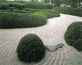 幸福ビル5号館日本庭園